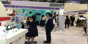 April 2015, we participated in the Canton Fair