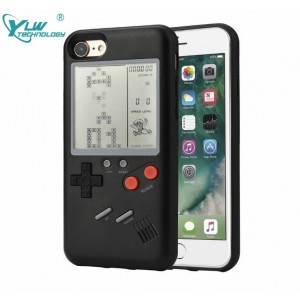 Retro Game Console Style Phone Case for iPhone 6/6s/6 plus/6s plus/7/7plus/8/8Plus/X