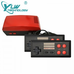 Patent Design 2018 New 620games Mini Video Game Console Model GC05-RED