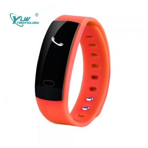 YLW BL13 Screen Smart Bracelet wtih  Blood pressure Heart Rate Monitor Waterproof IP67