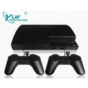 YLW GC11 Color Sreen Game Consoles wtih 2 Joysticks Super 8 Bit TV Game Double Game Haddles