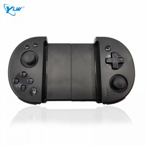 YLW MG15-Z Wireless Bluetooth Game Controller Telescopic Gamepad Joystick for Android iOS New