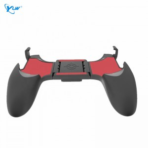 YLW CJ-4 Peace Elite Eat Chicken Artifact Gamepad Android Apple Mobile Phone Grip