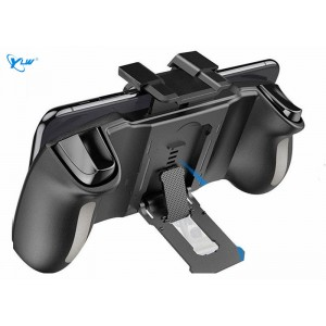 YLW CJ-8 New Eating Chicken Artifact Three-In-One Game Handle Walking Position Button Bracket Multi-Function