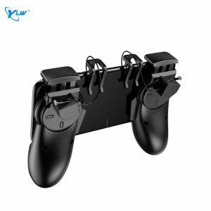 YLW CJ-9 Mobile Phone To Eat Chicken Artifact Peace Elite To Stimulate The Battlefield Game Controller iphone/Android dedicated