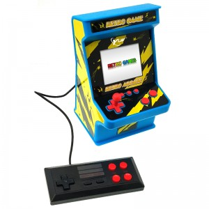 YLW Top-selling 256 Games Built-in 8 Bit Arcade Game Console