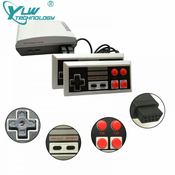 Patent Design 2018 New HDMI Mini Game Console GC06