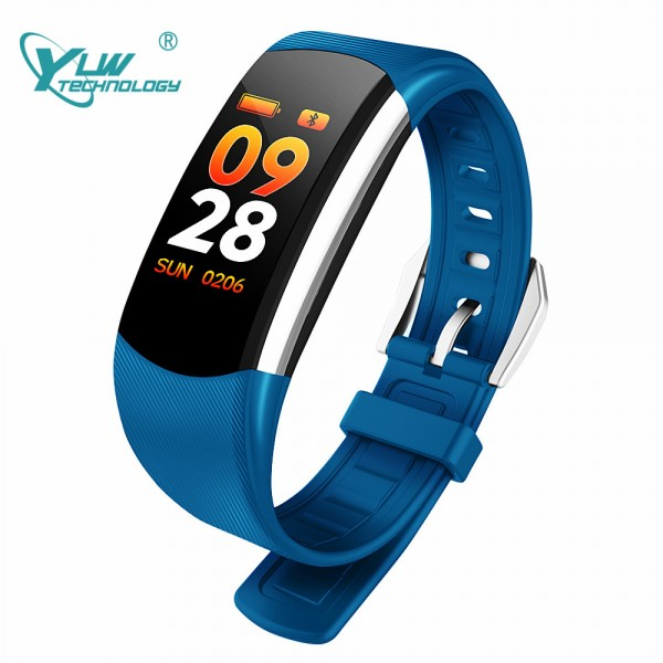 YLW BL18 Smart Bracelet wtih Blood pressure Heart Rate Monitor Waterproof IP68