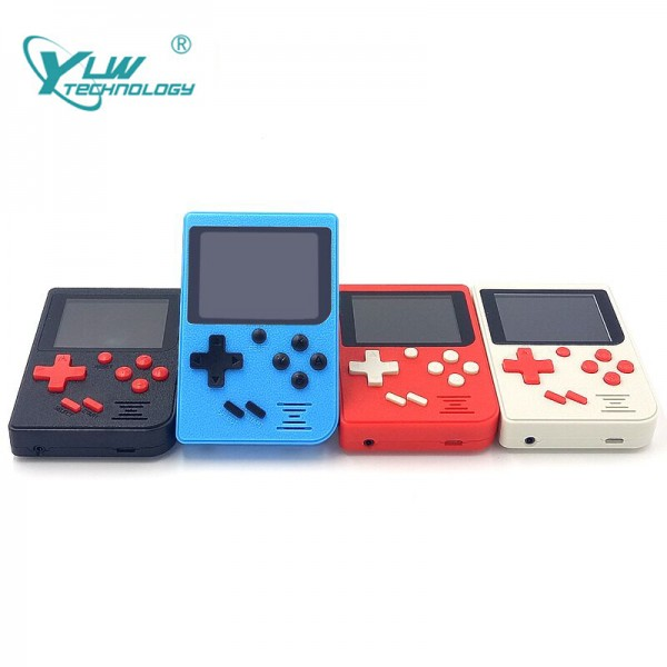 YLW 2.4inch TFT Screen Retro Mini Game Console Patent Design Model GC27