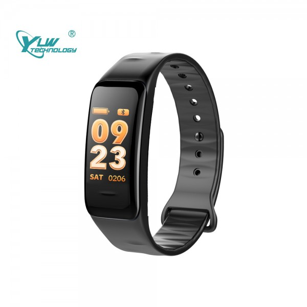 YLW BL16 OLED Screen Smart Bracelet wtih Blood pressure Blood oxygen Heart Rate Monitor Remote camera Waterproof IP67