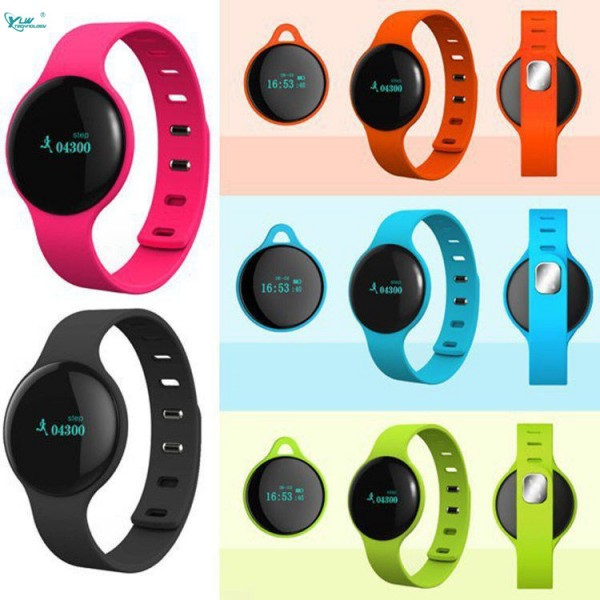 YLW SW009 OLED Screen Smart Bracelet wtih Sleep Monitor Fitness tracking