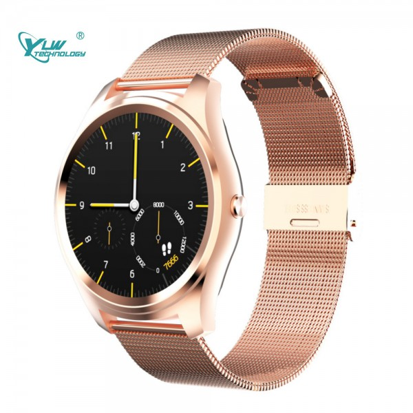 YLW CY008 variable Styles Smart Watch with Heart Rate Monitor Waterproof IP67