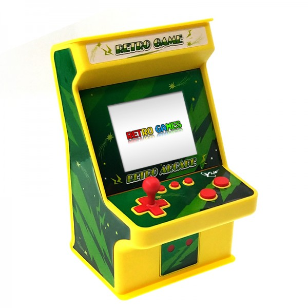 YLW Retro Game Arcade Video Game Console with  256 Games